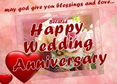 Top 10 Beautiful Wedding Anniversary Wishes For parents 2016