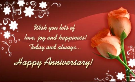 Top 10 Beautiful Wedding Anniversary Wishes For Pas 2016