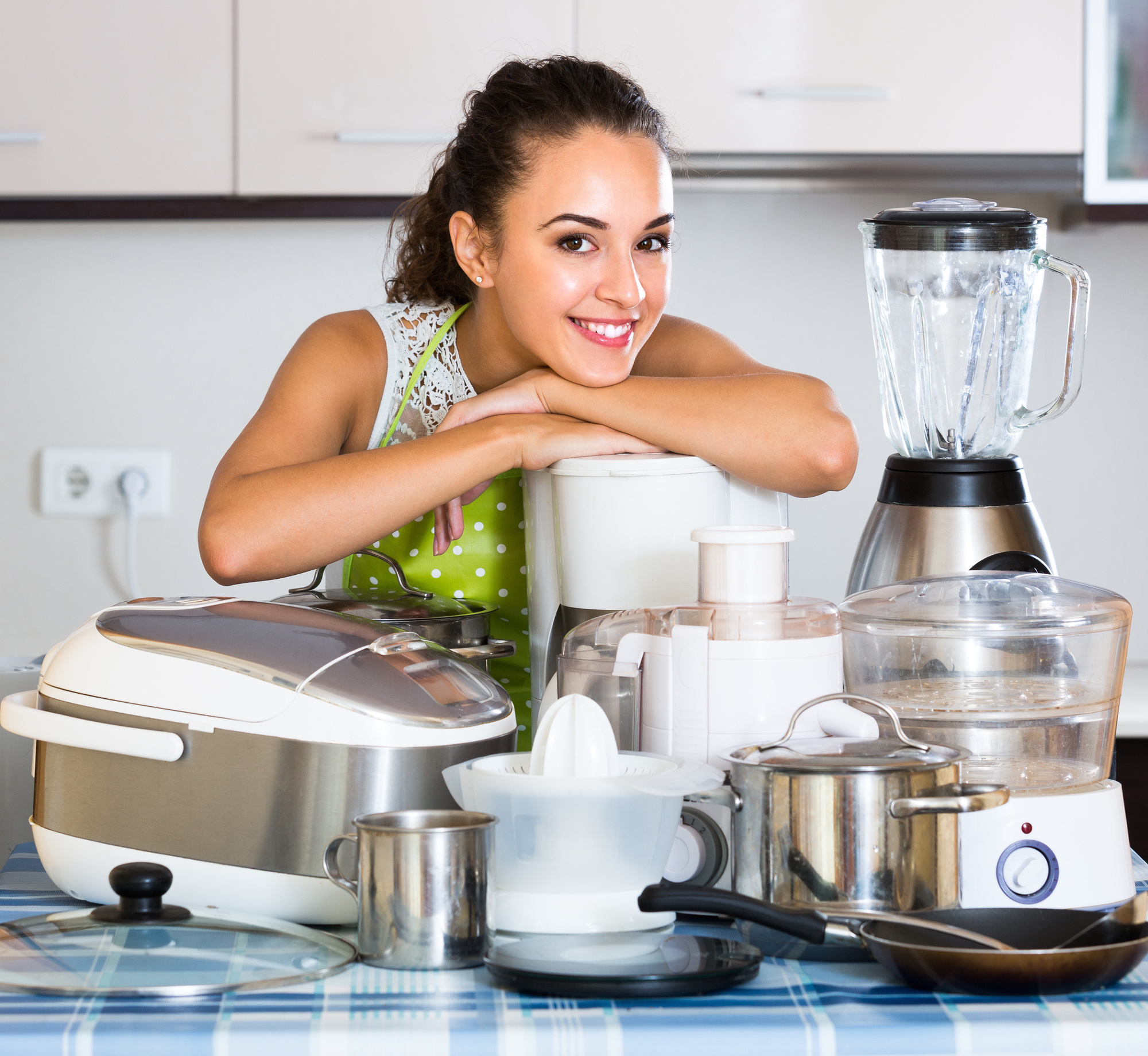 The Top 5 Must Have Kitchen Appliances For Your Home