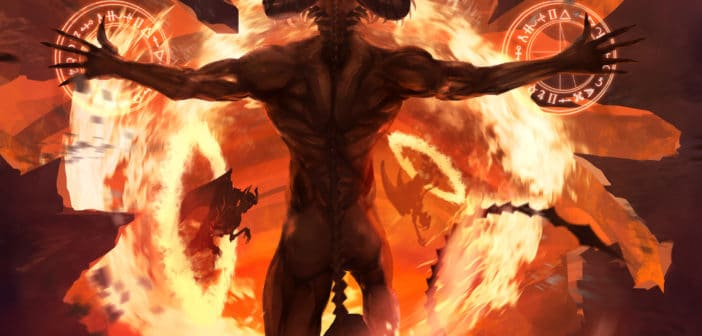 What's Your Demon Name?: A Top Ten List of Demons and What
